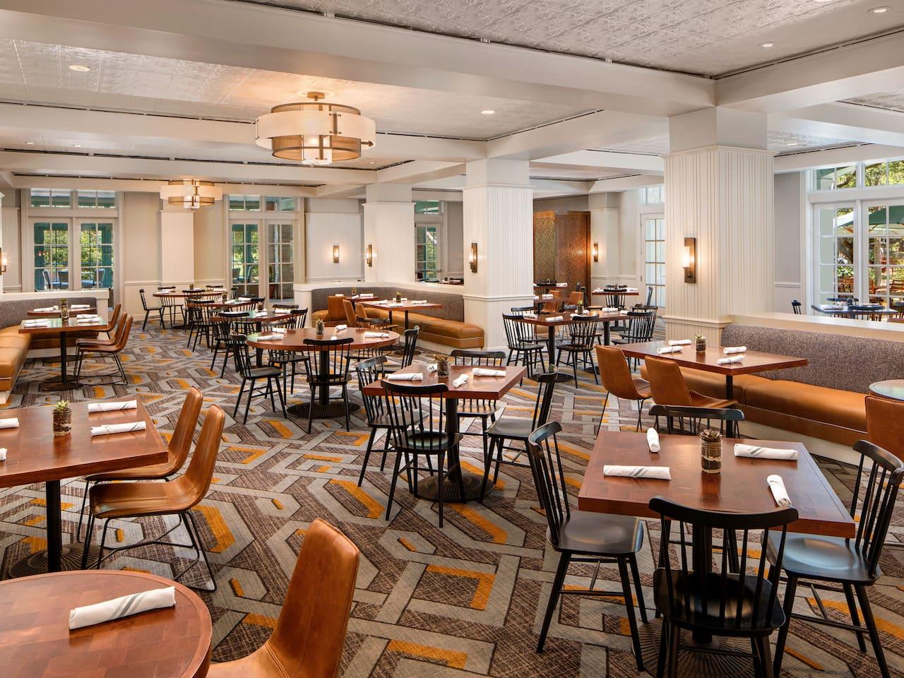 Springhouse Cafe Hyatt Regency Hill Country Resort & Spa