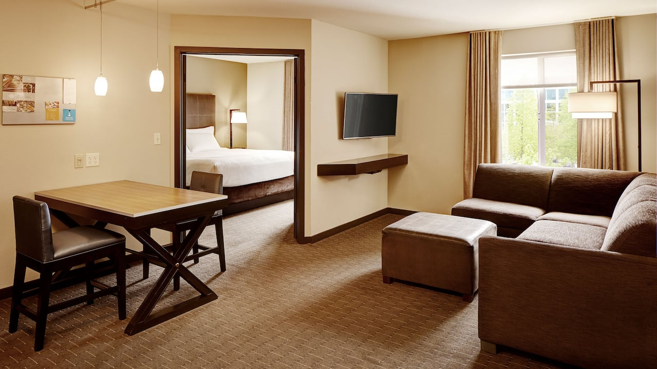 Bellevue Hotel with One Bedroom Suite – Hyatt House Seattle/Bellevue