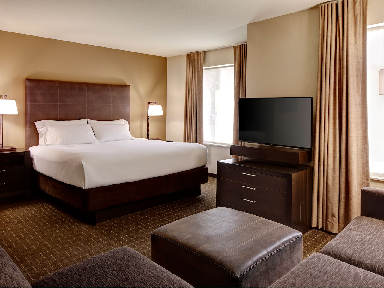 Hyatt House Hotel Seattle/Bellevue Studio Suite Photo