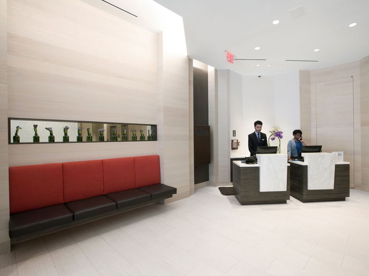 Hyatt House Front Desk