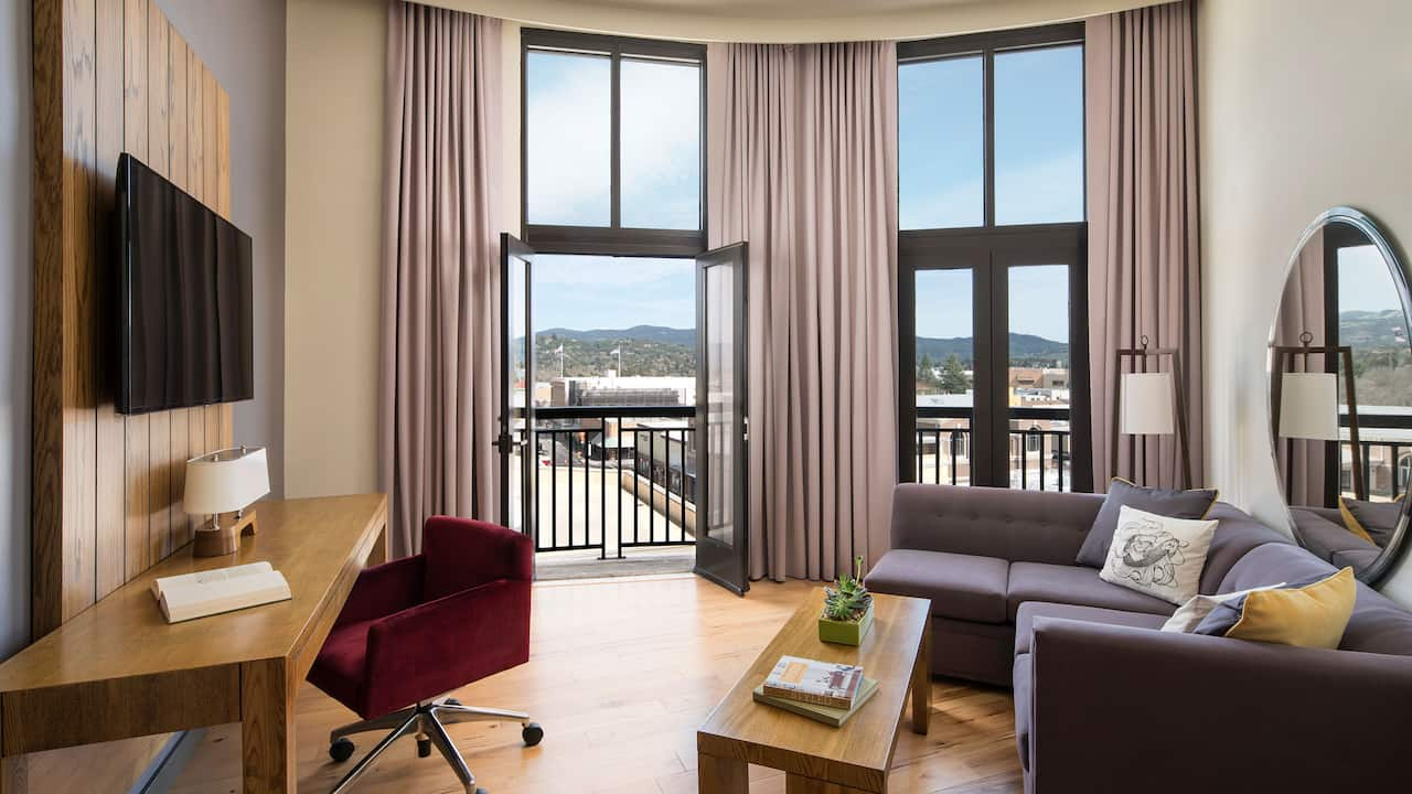 Andaz Napa Tower Suite