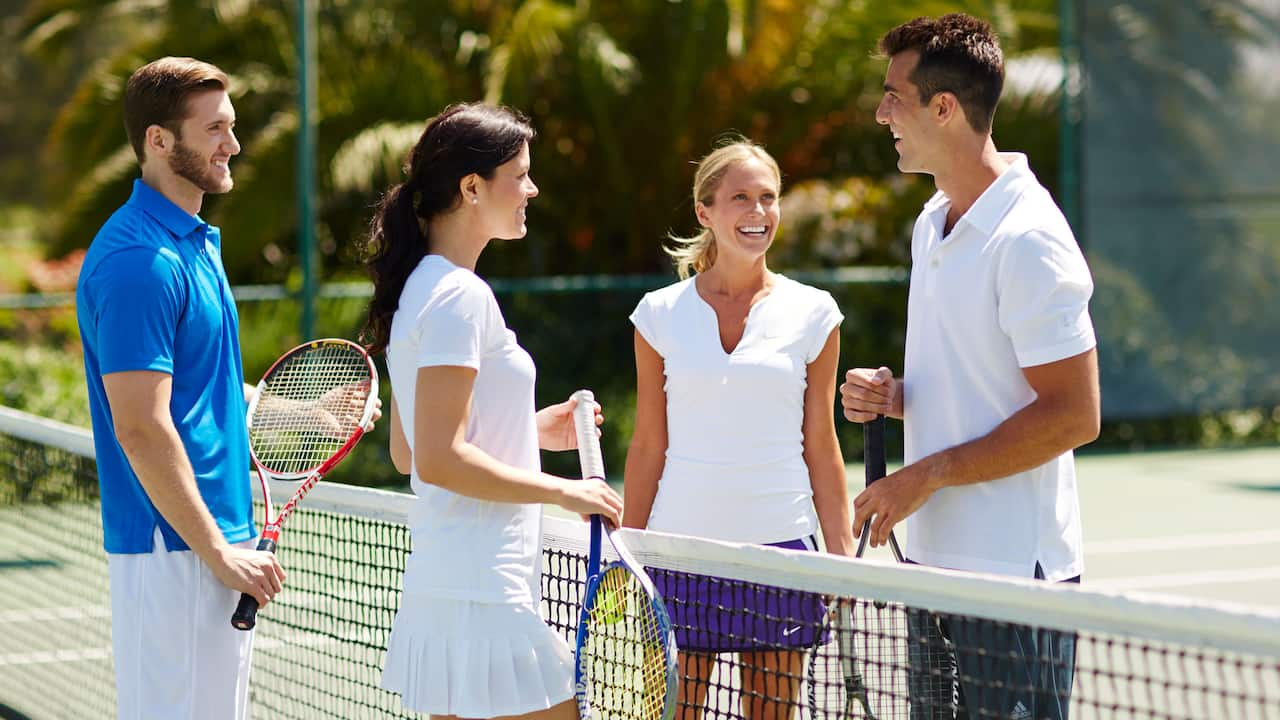 Park Hyatt Aviara Resort Activities Tennis