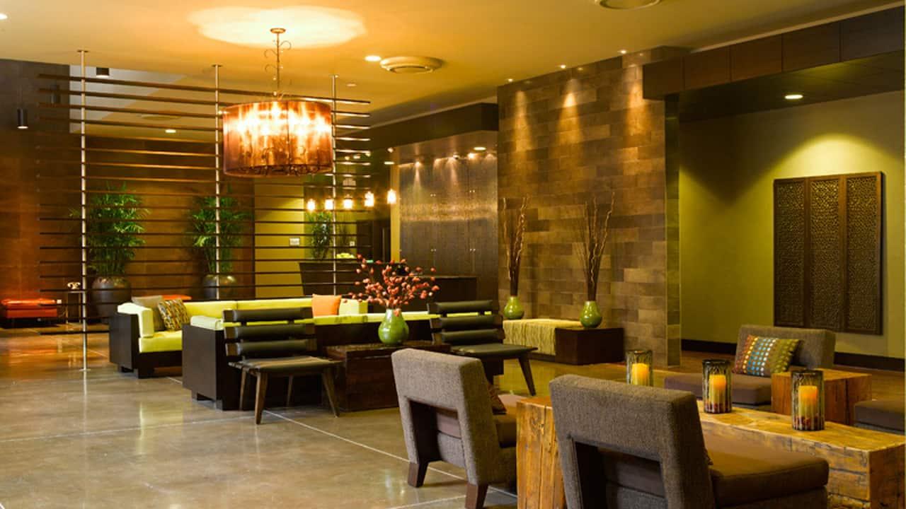Redmond, WA Hotel Lobby – Hyatt House Seattle/Redmond