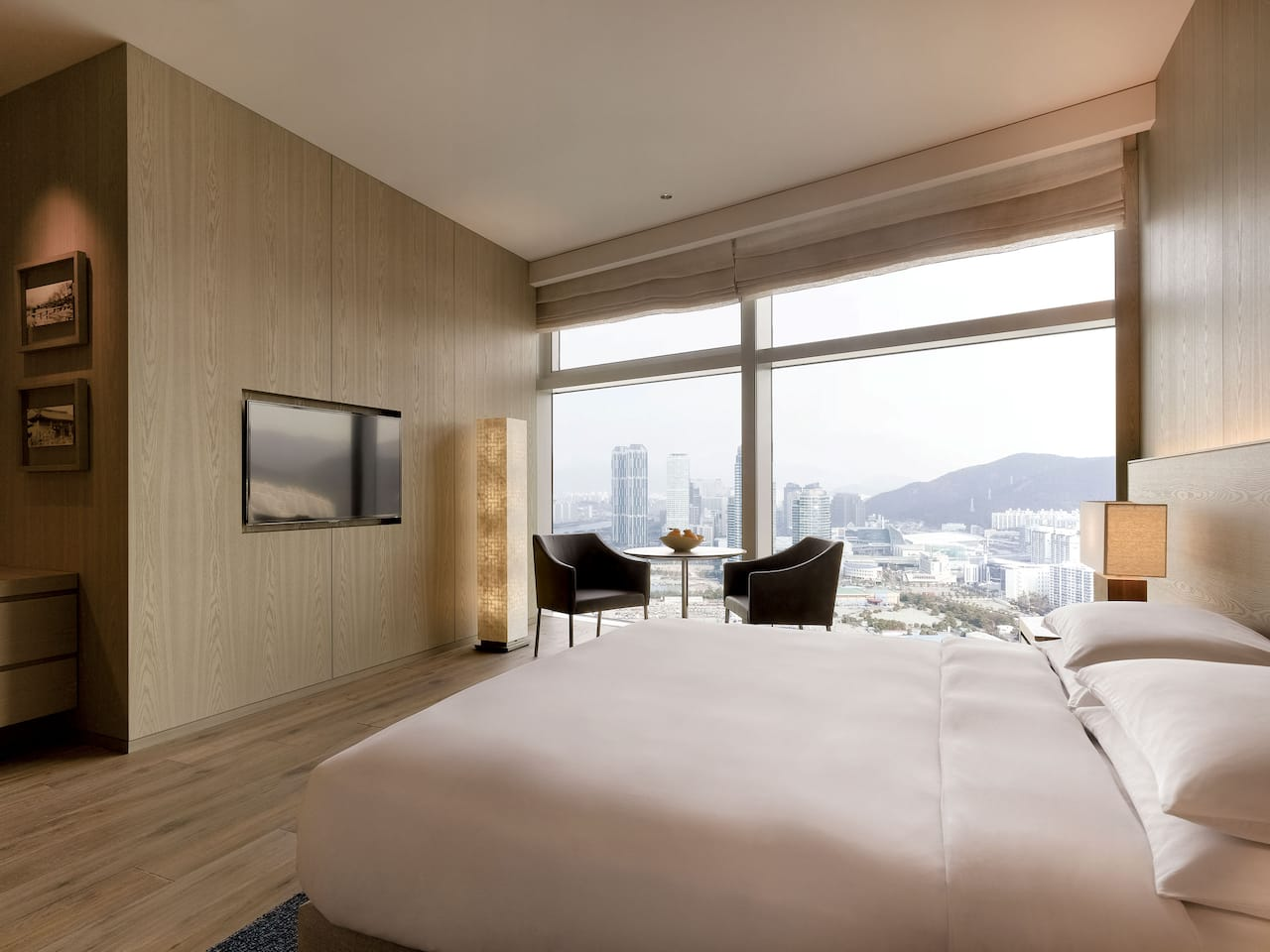 Busan Hotel King Bed Deluxe