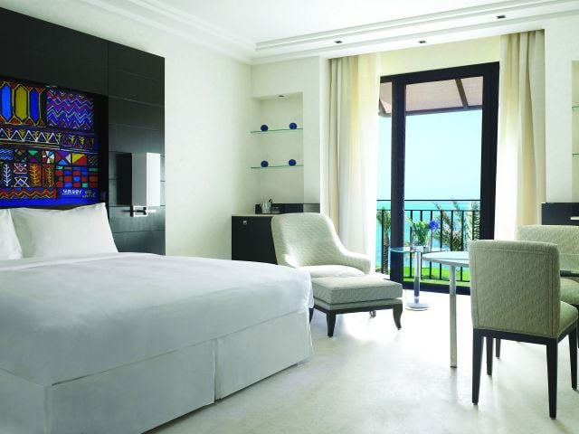 Standard Sea View Room