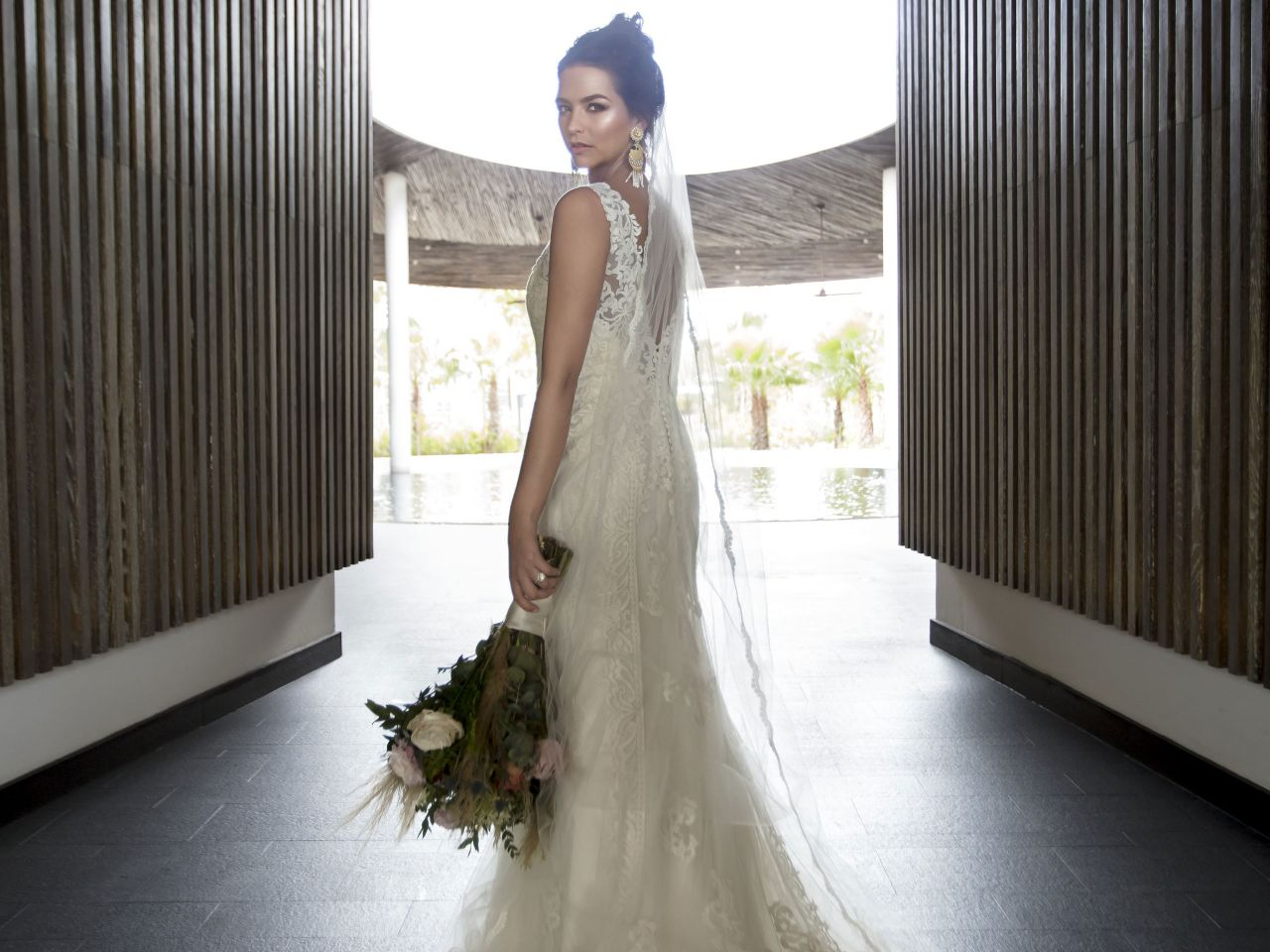 Sanctuary Wedding Bride