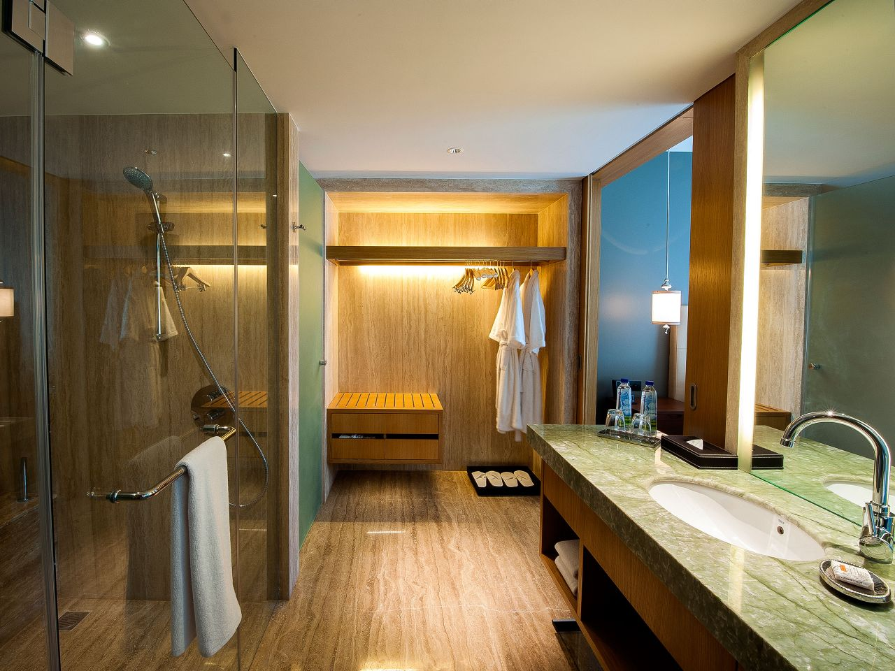 Park Room Bathroom