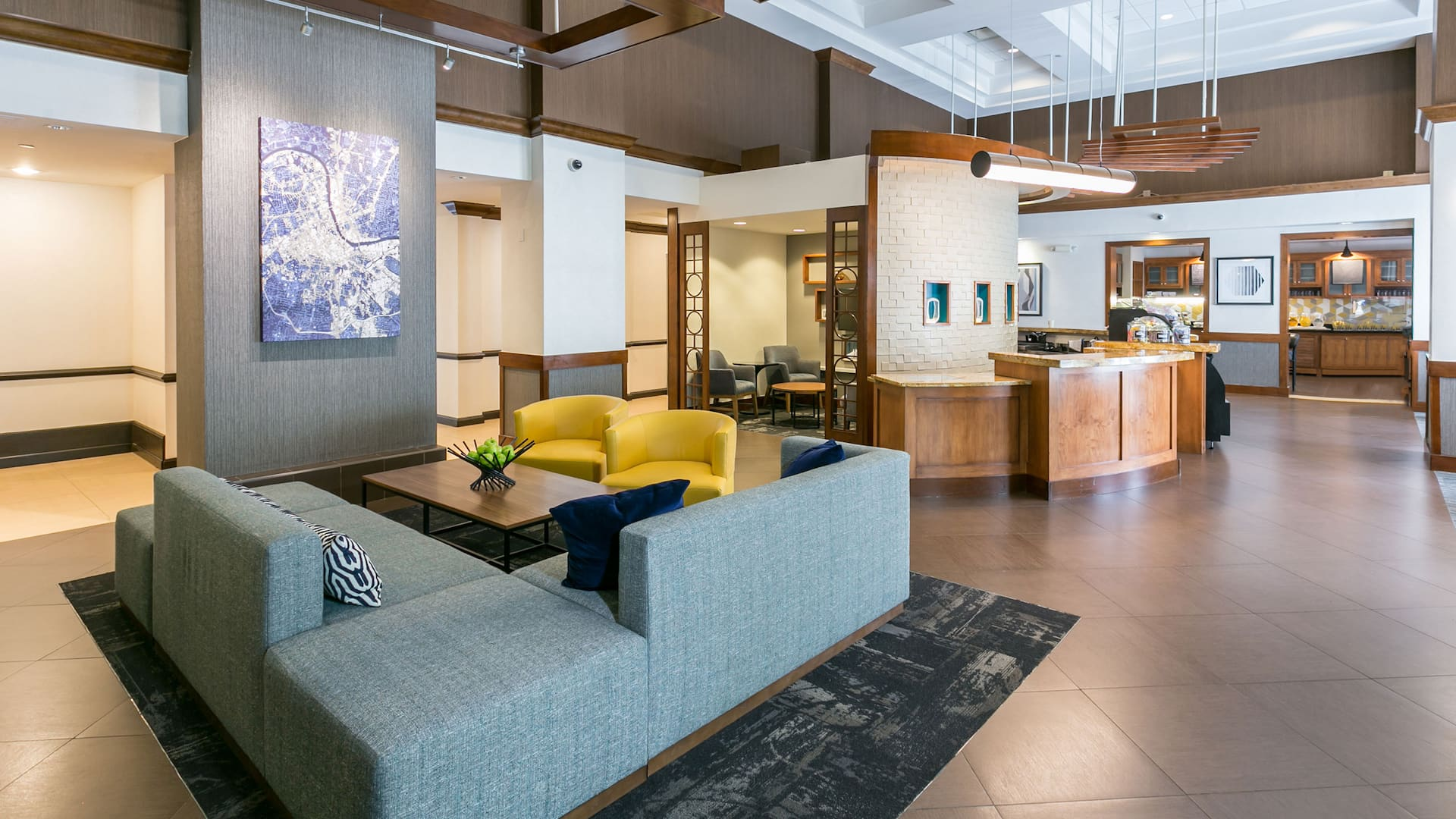 Hyatt Place Nashville/Franklin/Cool Springs lobby