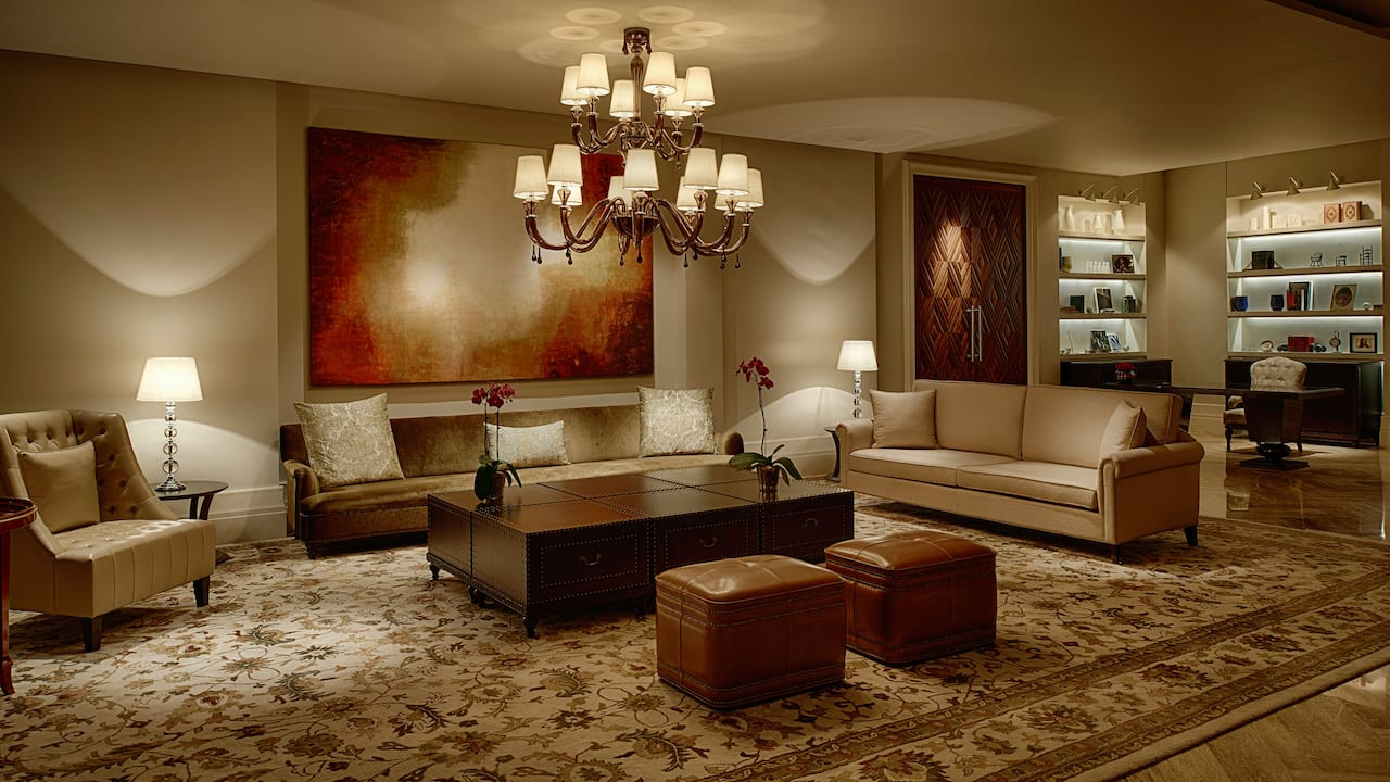 The Apts Lounge