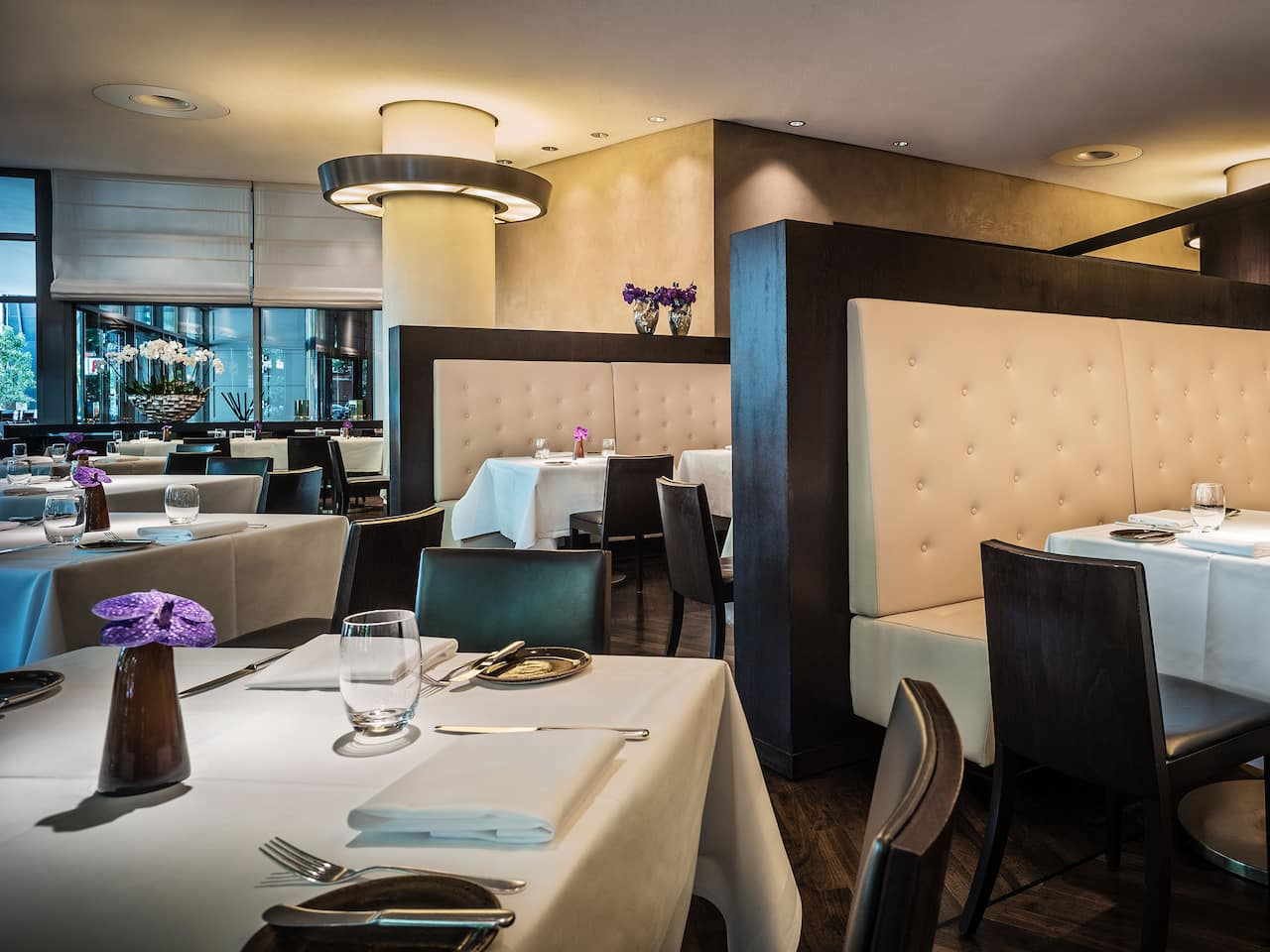 Vox Restaurant im Grand Hyatt Berlin