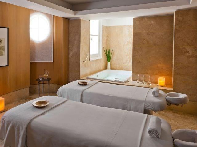 Ahin Wellness and Spa Treatment Room