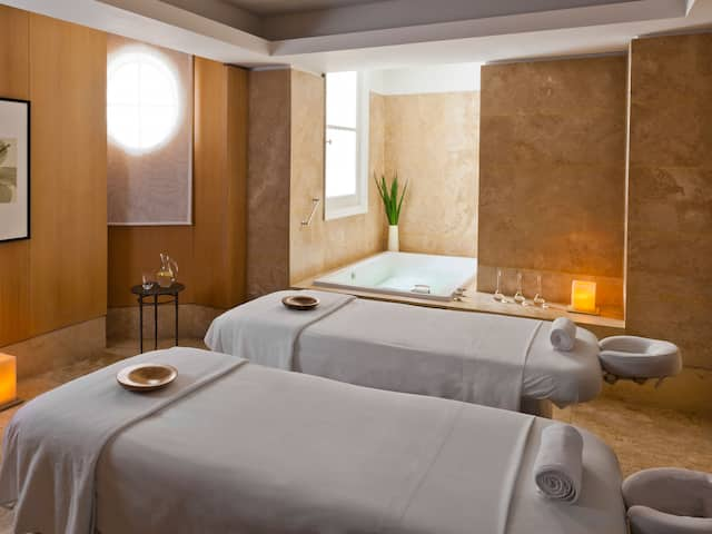 Ahin Wellness and Spa Treatment Room