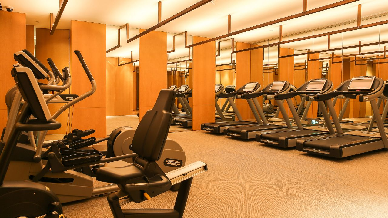 Grand Hyatt Chengdu Fitness Center