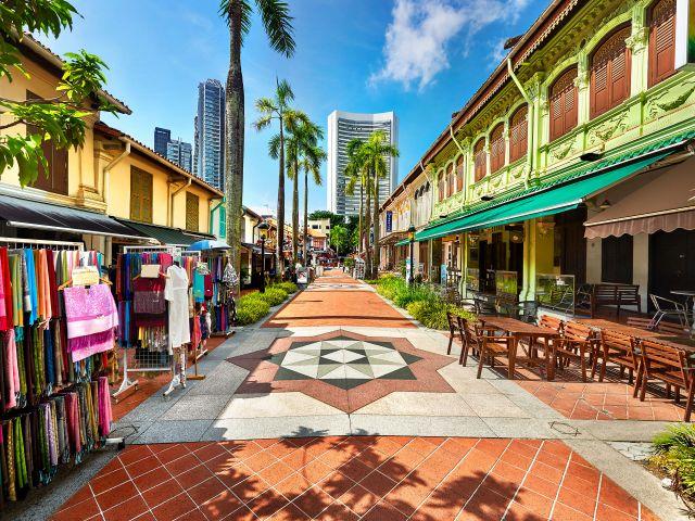 sultan mosque street