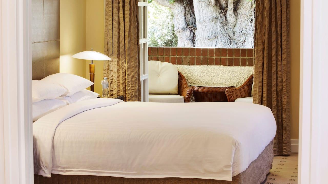 Park Hyatt Canberra Bed