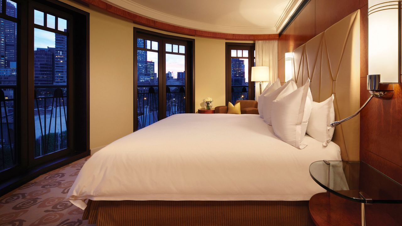Park Suite Bedroom