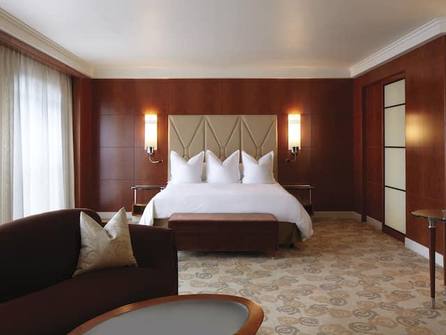 Park Hyatt Melbourne guestroom