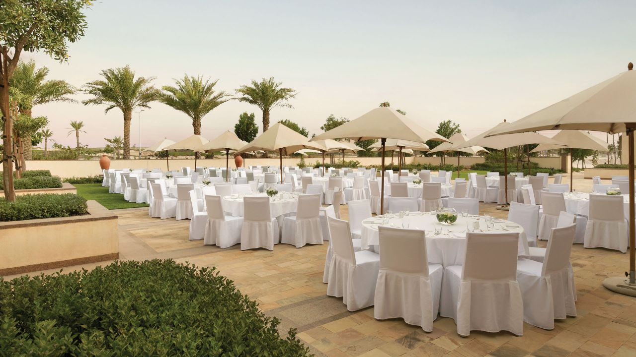 Alyazya Terrace Banquet Setup