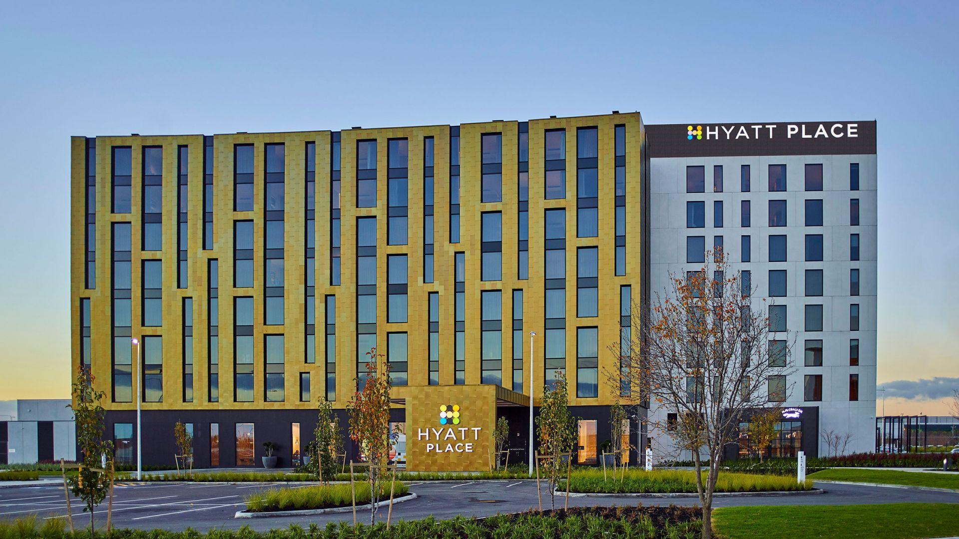 Hyatt Place Melbourne, Essendon Fields Exterior