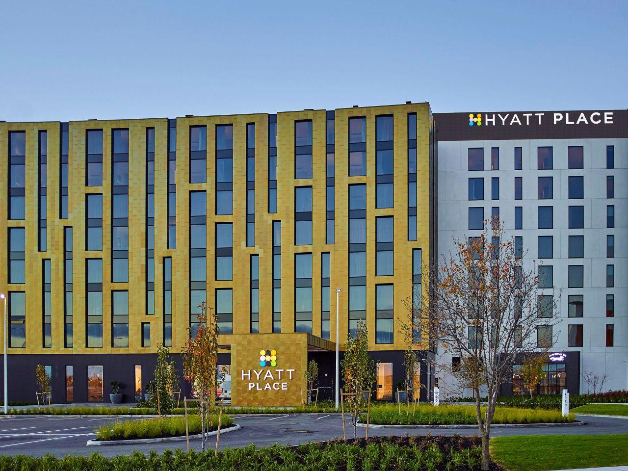 Hyatt Place Melbourne Exterior