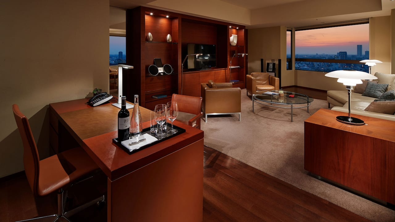 Grand Executive Suite Twin