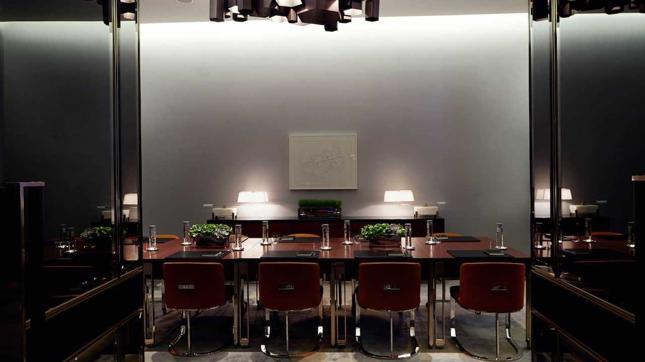 Park Hyatt New York Meeting Space: The Residence
