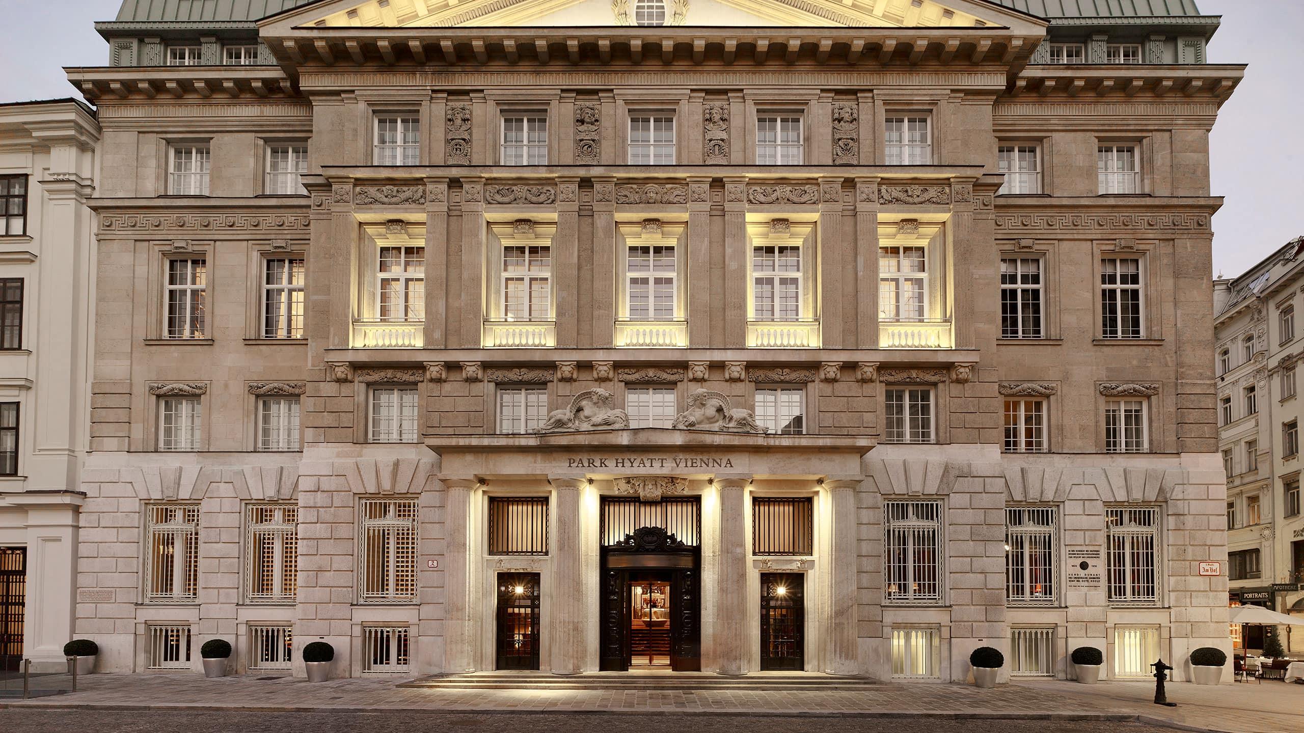 Park Hyatt Vienna: Luxury Hotel Vienna near St. Stephen's Cathedral
