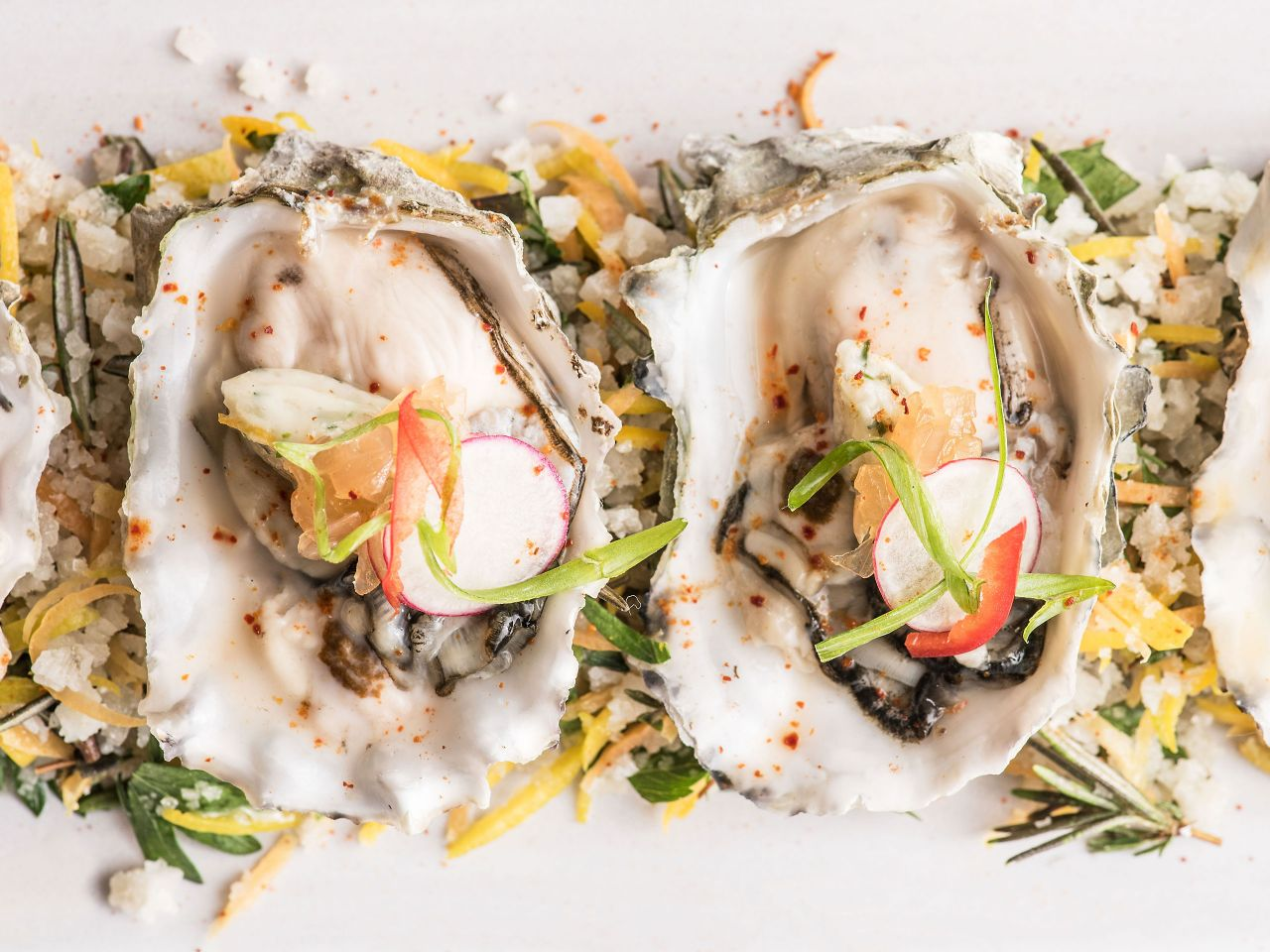 NoMI Kitchen Oysters