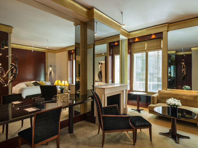 Junior Suite at Hotel Park Hyatt Paris-Vendôme