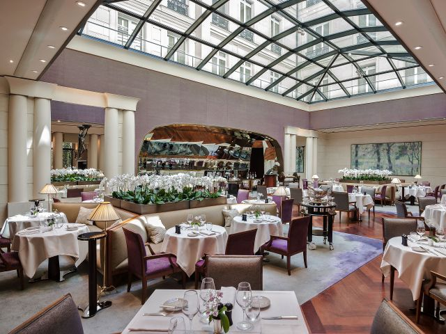 Sens Restaurant at Hotel Park Hyatt  Paris - Vendôme