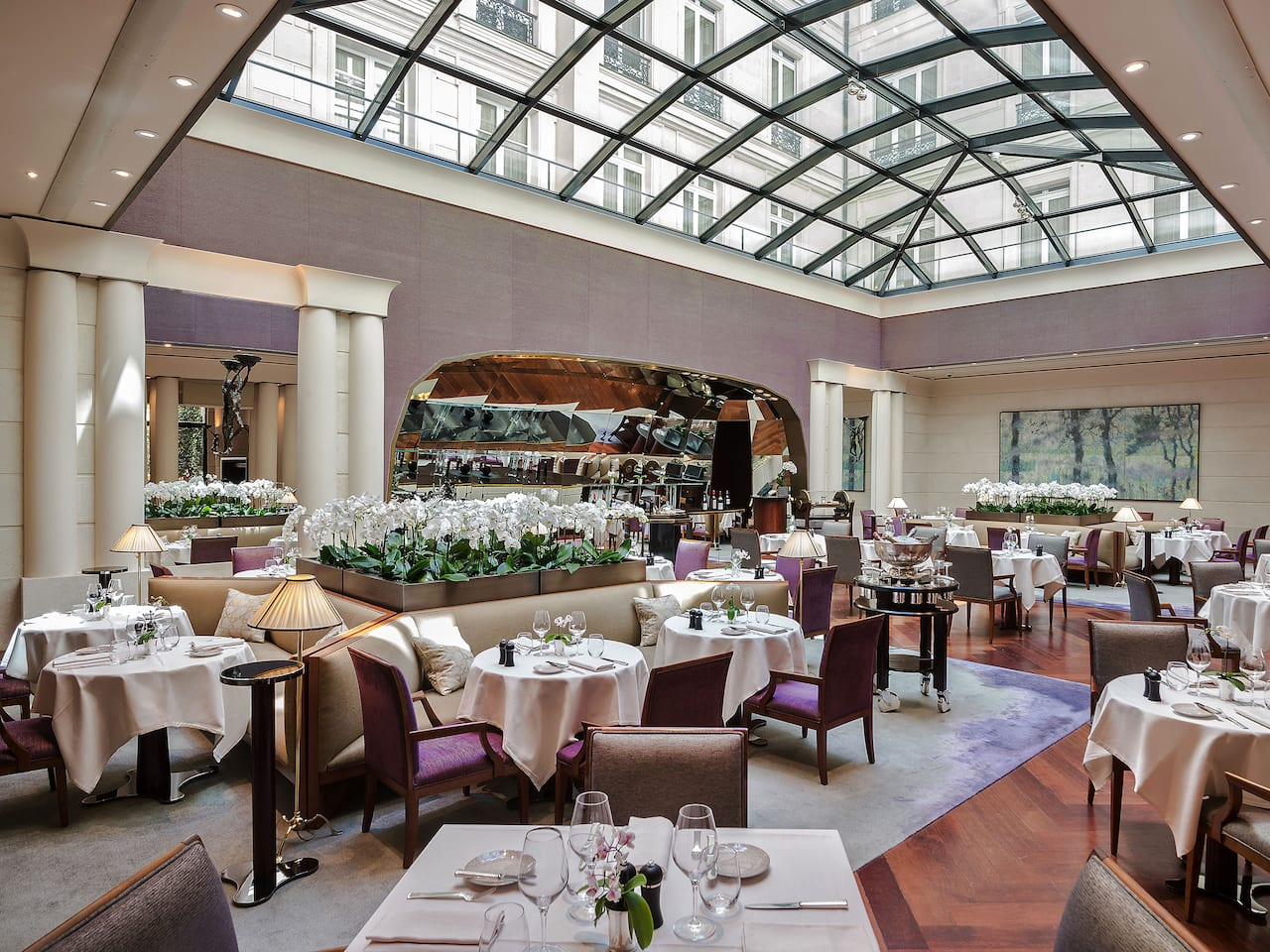 Sens Bistronomic Restaurant at Hotel Park Hyatt Paris-Vendôme