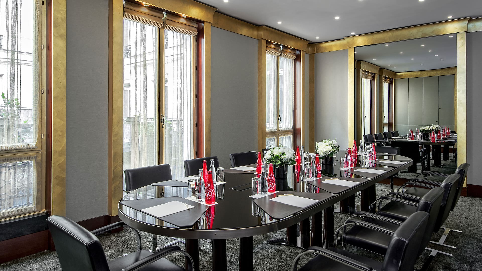 Meeting spaces at Hotel Park Hyatt Paris-Vendôme