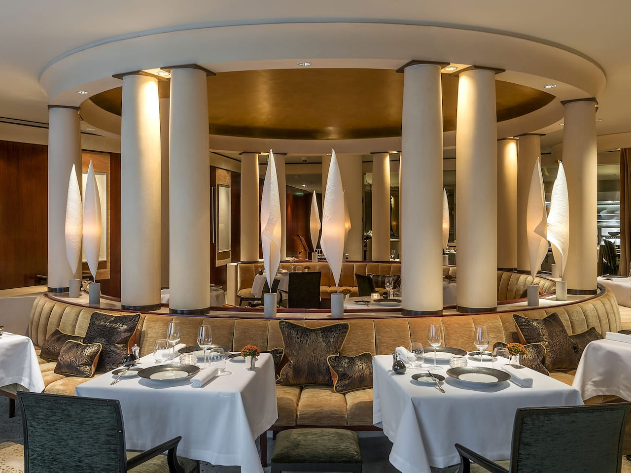 Michelin-starred Pur' Restaurant at Hotel Park Hyatt Paris-Vendôme