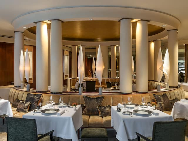 Michelin-starred Pur Restaurant at Hotel Park Hyatt Paris - Vendôme