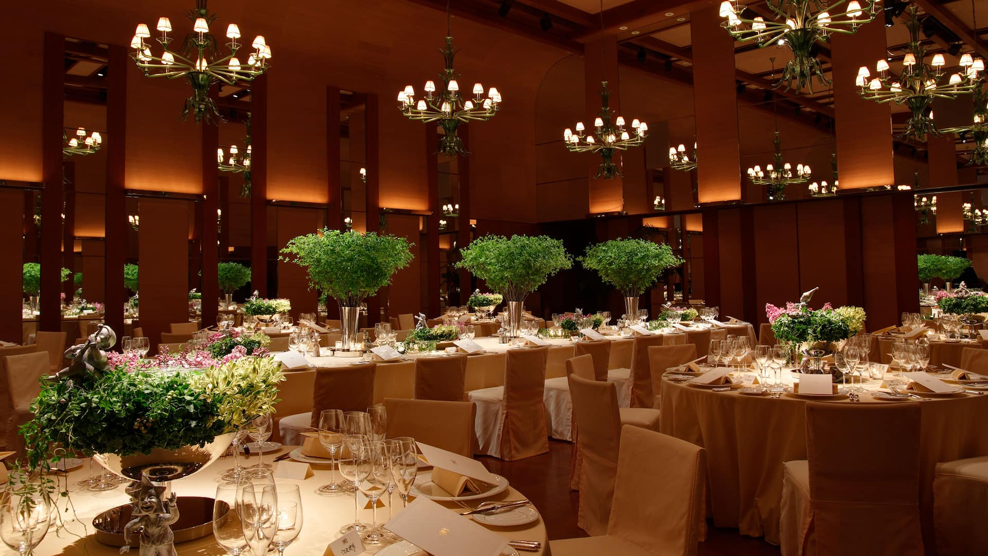 Venetian Room Wedding