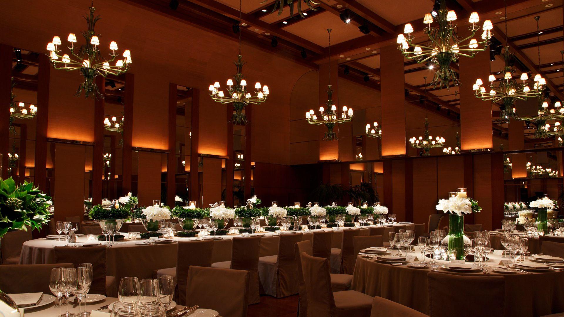 Venetian Room Wedding
