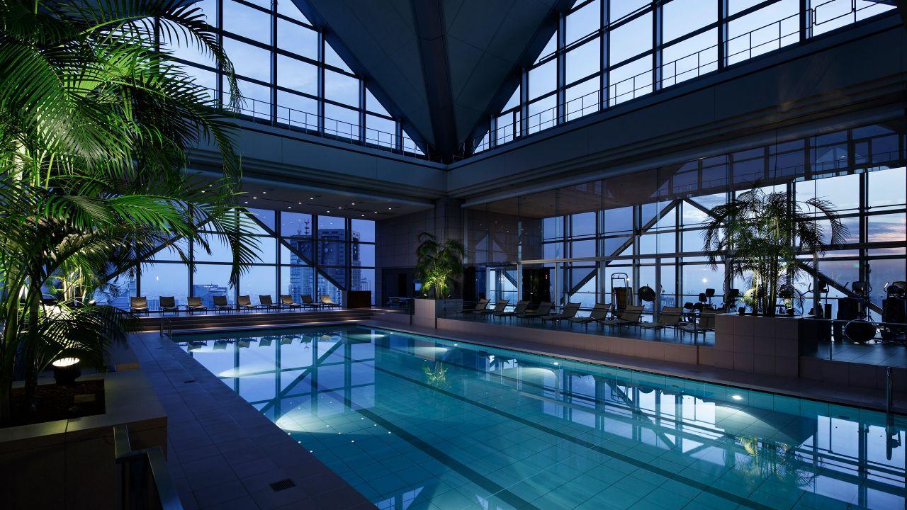 Tokyo Sky Pool