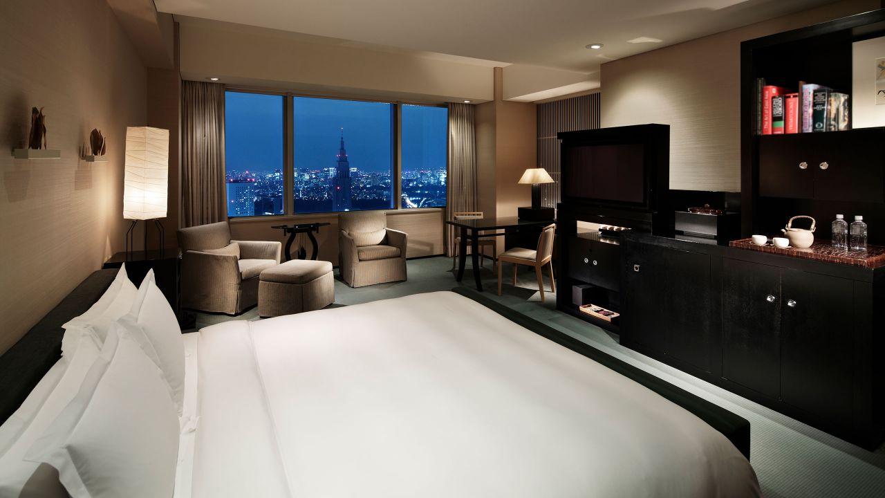 Park Deluxe Guestroom