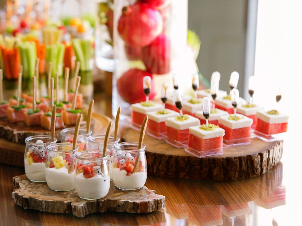 Food and beverage catering