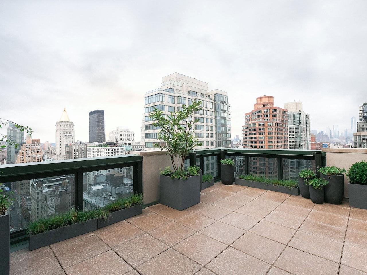 Hyatt House Rooftop