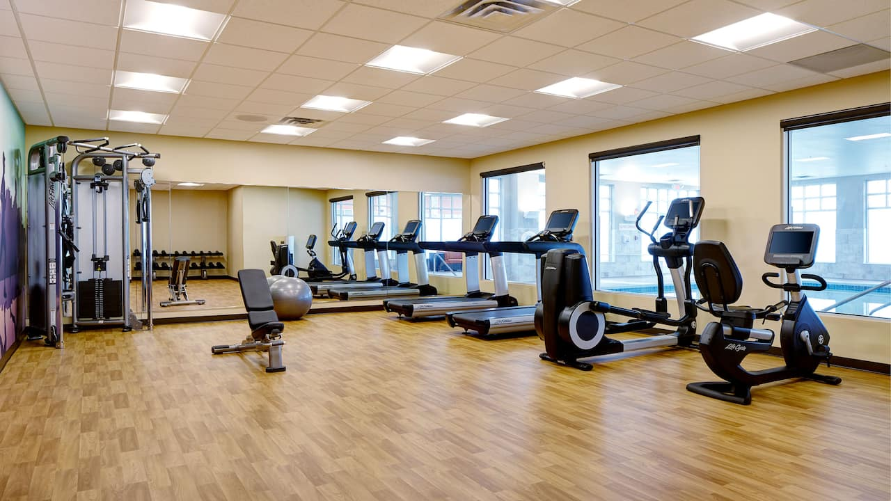 Fitness Gym active lifestyle