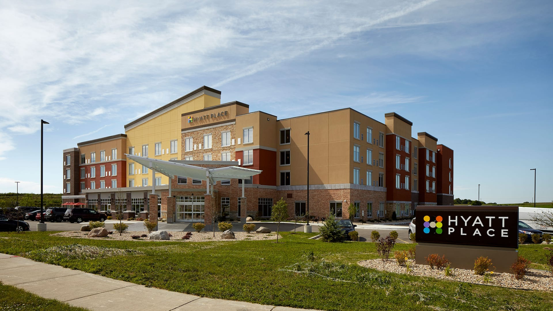 Hyatt Place Madison/Verona Exterior