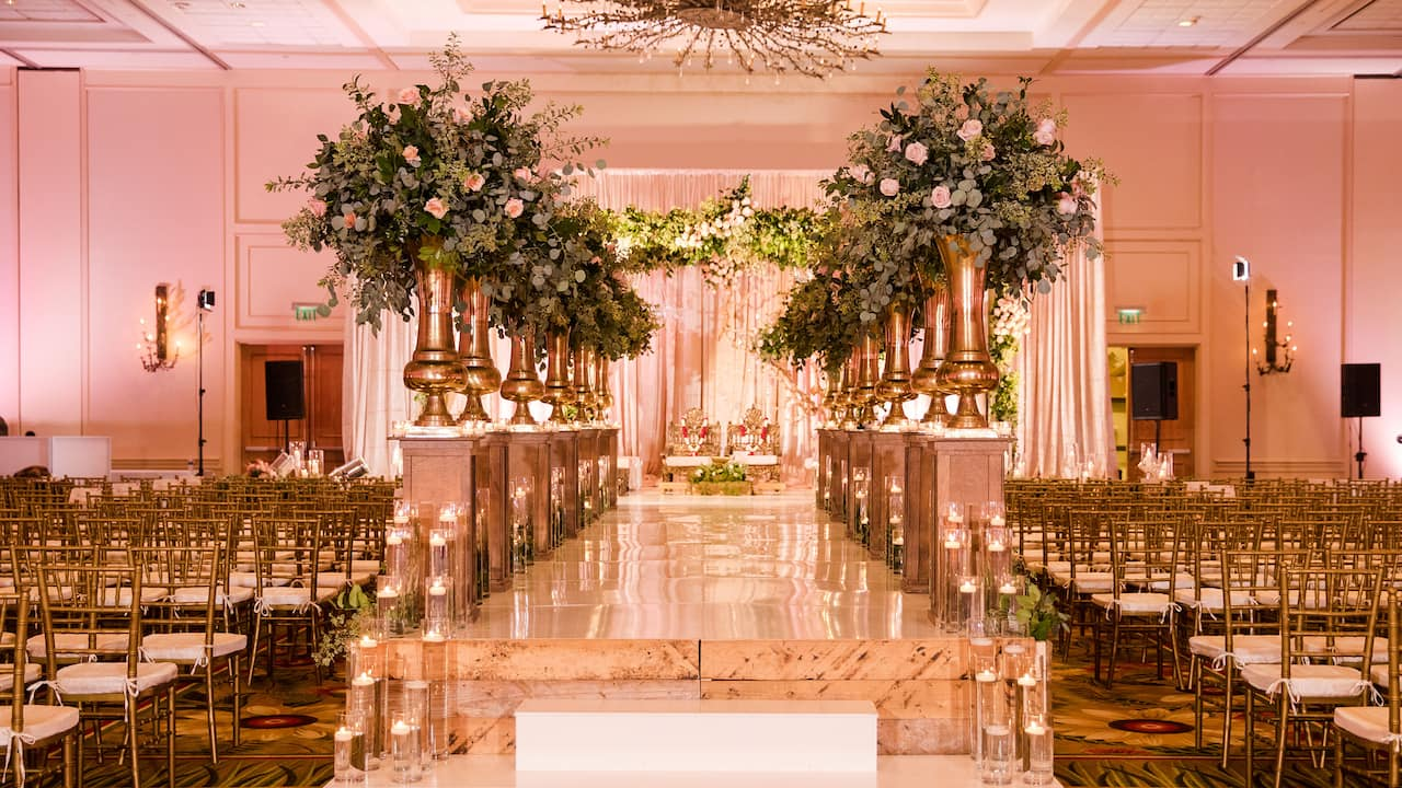 Wedding Set Ballroom
