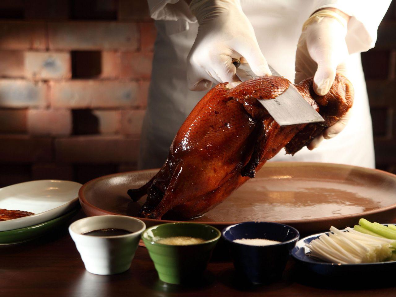 Wood Fired Beijing Duck