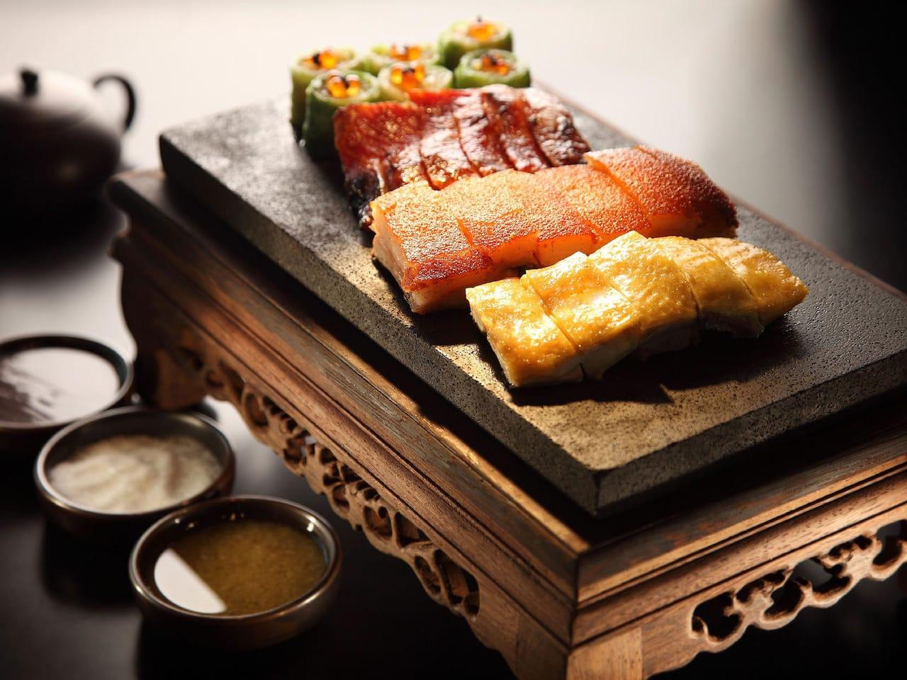 China Lodge Barbecue Combination