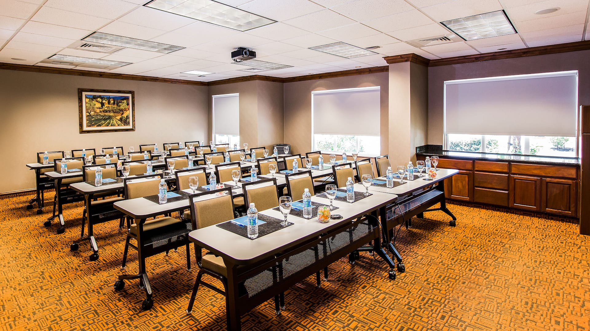 Meeting Space in Santa Clara, CA – Hyatt House Hotel Santa Clara