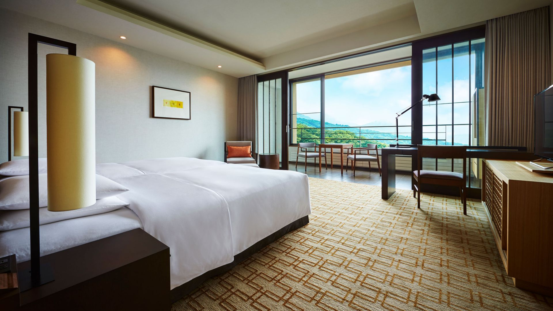 5 Star Luxury Hotel In Gora Japan Hyatt Regency Hakone