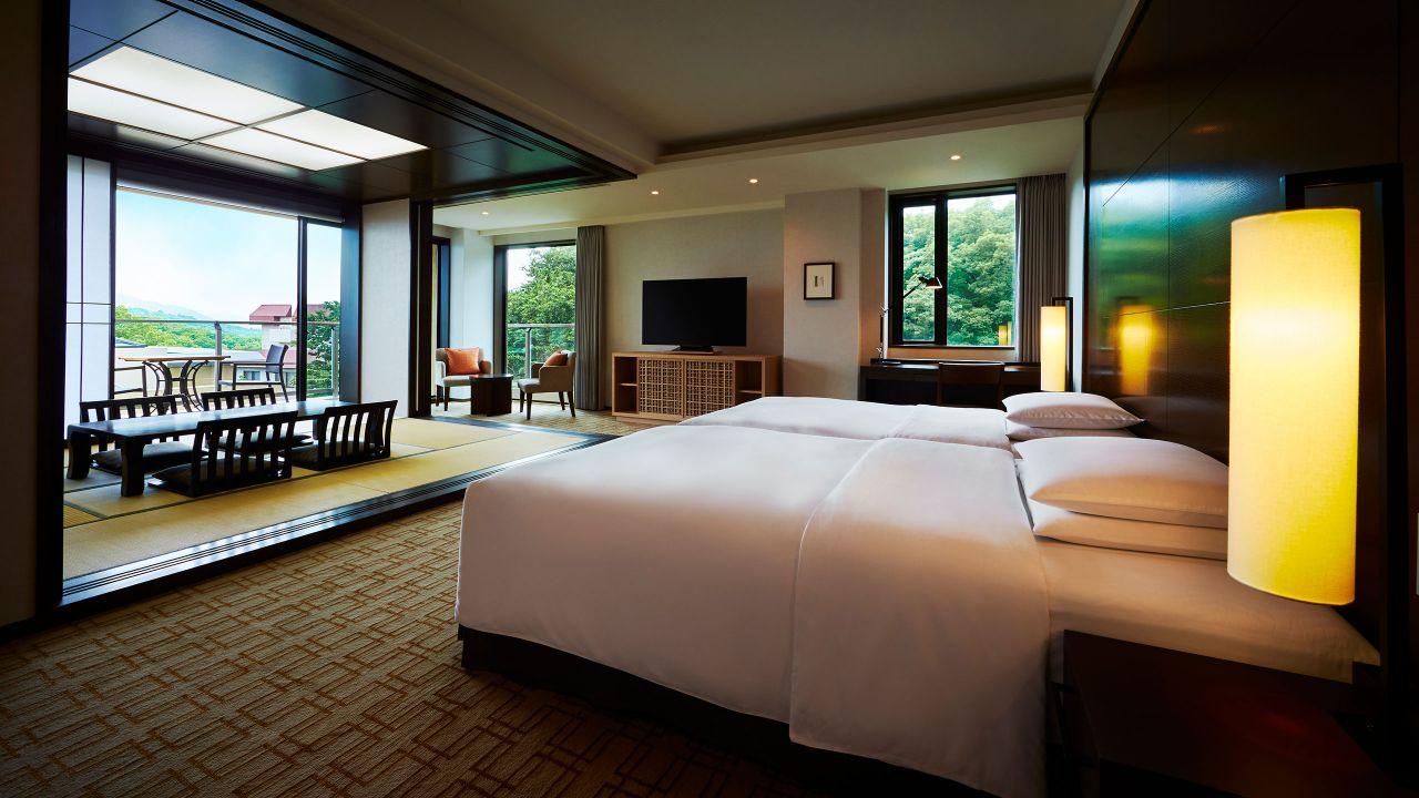 Regency Suite with tatami