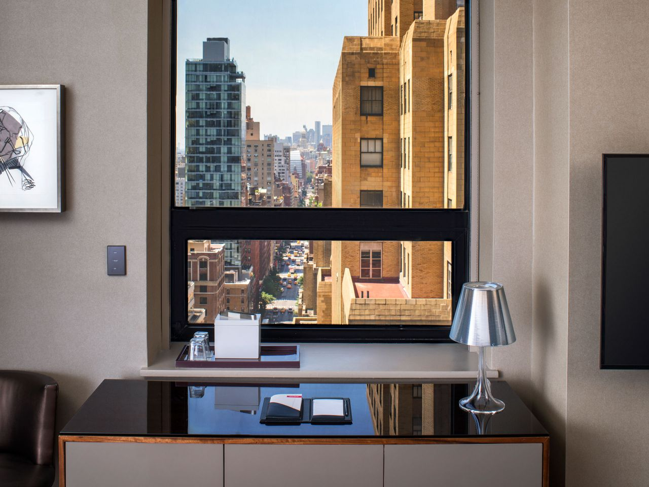 Grand Hyatt New York King Suite with City View