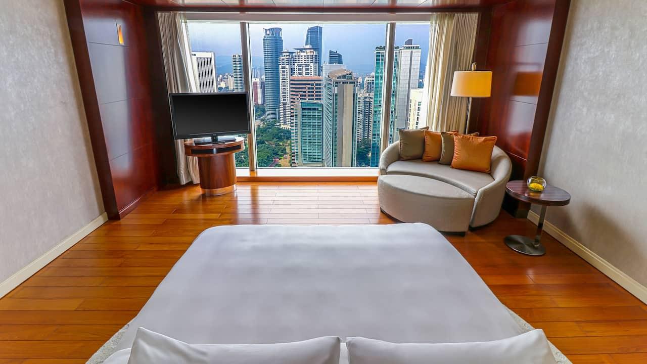 Grand Hyatt Kuala Lumpur - Grand Executive Suite (Living Area)